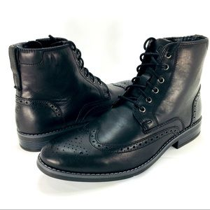 Rockport Colden Wingtip Leather Men's Ankle Boots